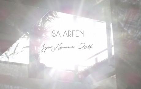 Isa Arfen SS14 video FI ex